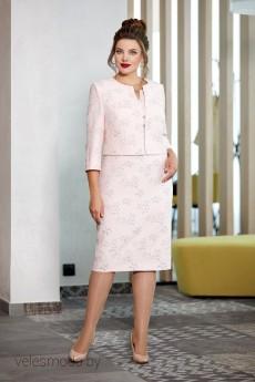Комплект с платьем 3225 AGATTI