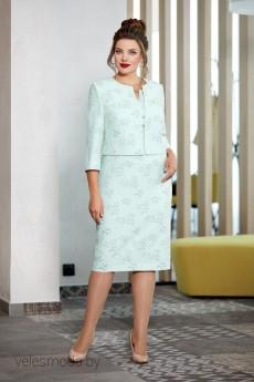 Комплект с платьем 3225В AGATTI