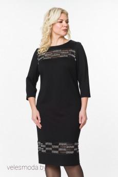 Платье 2185 черный ASV