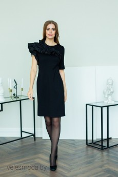 Платье   2318 черный ASV