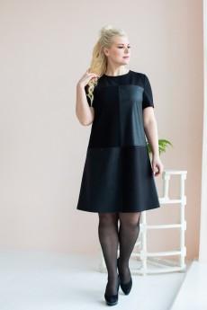 Платье 2394 черный ASV