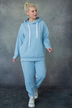 Спортивный костюм 2415 голубой ASV
