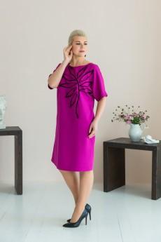 Платье 2449 фуксия ASV