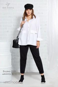 Блуза 2025 AVE RARA