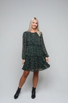 Платье 0836 зеленый AVILA