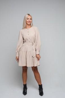 Платье 0872 бежевый AVILA