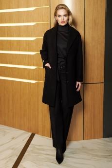 Пальто 2090 черный AYZE