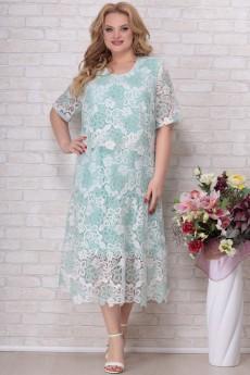 Платье 822 зелень Aira-Style