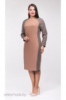 Платье 3151 беж AmeliaLux