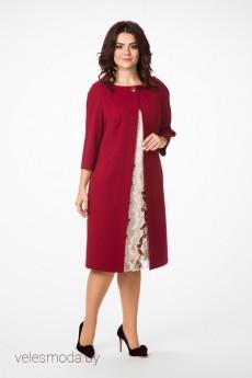 Костюм с платьем 2020 AmeliaLux