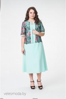 Костюм с платьем 3109 AmeliaLux
