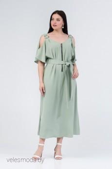 Платье 3495 мята AmeliaLux