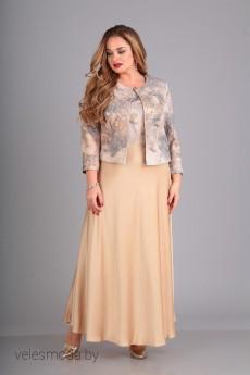 Комплект с платьем - Анастасия Мак