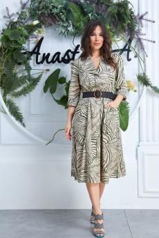 Платье+пояс - Anastasia