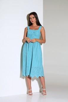 Платье   016 морская волна Andrea Fashion