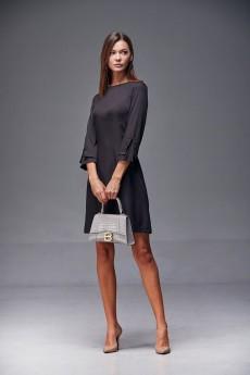 Платье 172 черный Andrea Fashion