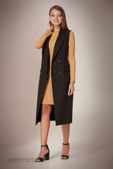 Костюм с платьем - Andrea Fashion
