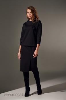 Костюм с юбкой - Andrea Fashion