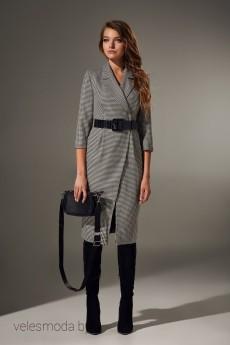 Платье 070 гусиная апка Andrea Fashion