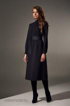 Платье 072 черный Andrea Fashion