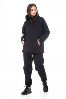 Спортивный костюм 976 черный Anelli