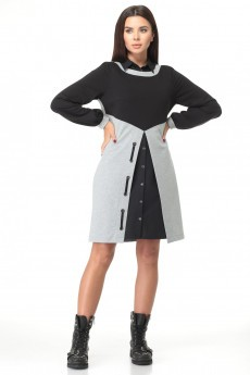 Костюм с платьем 497с Angelina&Company