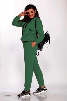 Спортивный костюм 1385-2 Anna Majewska