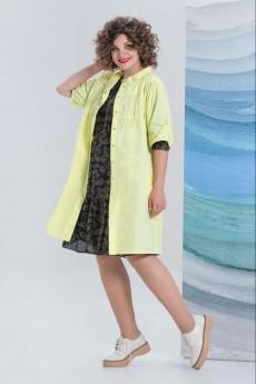 Костюм с платьем 1230 Avanti Erika