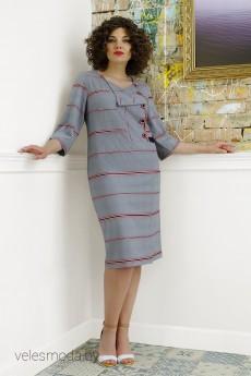 Платье 989-1 Avanti Erika
