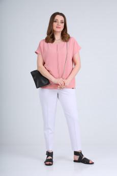 Блузка 8598 розовый BLISS