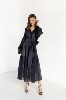 Костюм с платьем 2108 черный BUTER