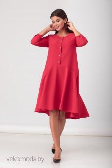 Платье 5019 Багряница