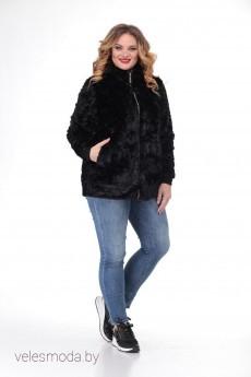 Куртка 827 черный БелЭльСтиль