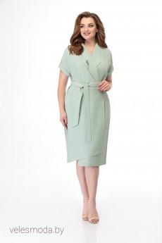 Платье 1200 зелень БелЭкспози