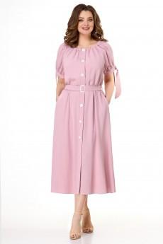 Платье 1244 розовый БелЭкспози