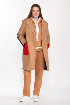 Пальто+костюм брючный - Belinga