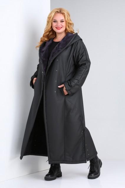 Пальто 1948-2 черный Celentano
