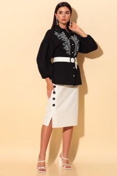 Костюм с юбкой 2050 Chumakova Fashion
