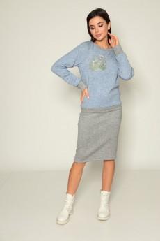 Костюм с юбкой 225 Chumakova Fashion