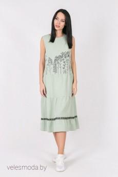 Платье 1495 ментол Daloria