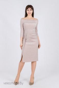 Платье 1513 пудра Daloria