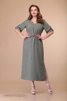Платье 1899 хакки Danaida