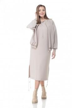 Костюм с платьем 917 Deluiz N