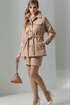 Пальто+юбка+гольф - Diva
