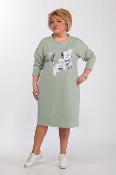 Платье 1043В Djerza