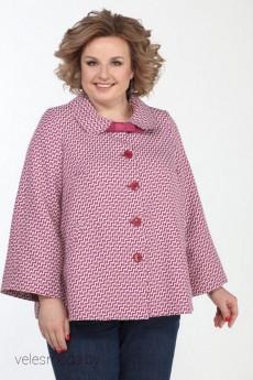 Жакет 091 розовый Djerza