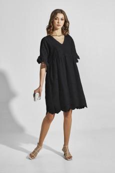 Платье 1825 черный Elletto Life
