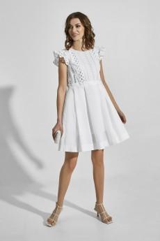 Платье 1826 белый Elletto Life