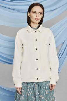 Куртка 3463 молочный Elletto Life