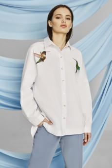 Рубашка 3470 белый Elletto Life